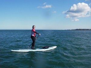 Isla Stand Up Paddle Boarding
