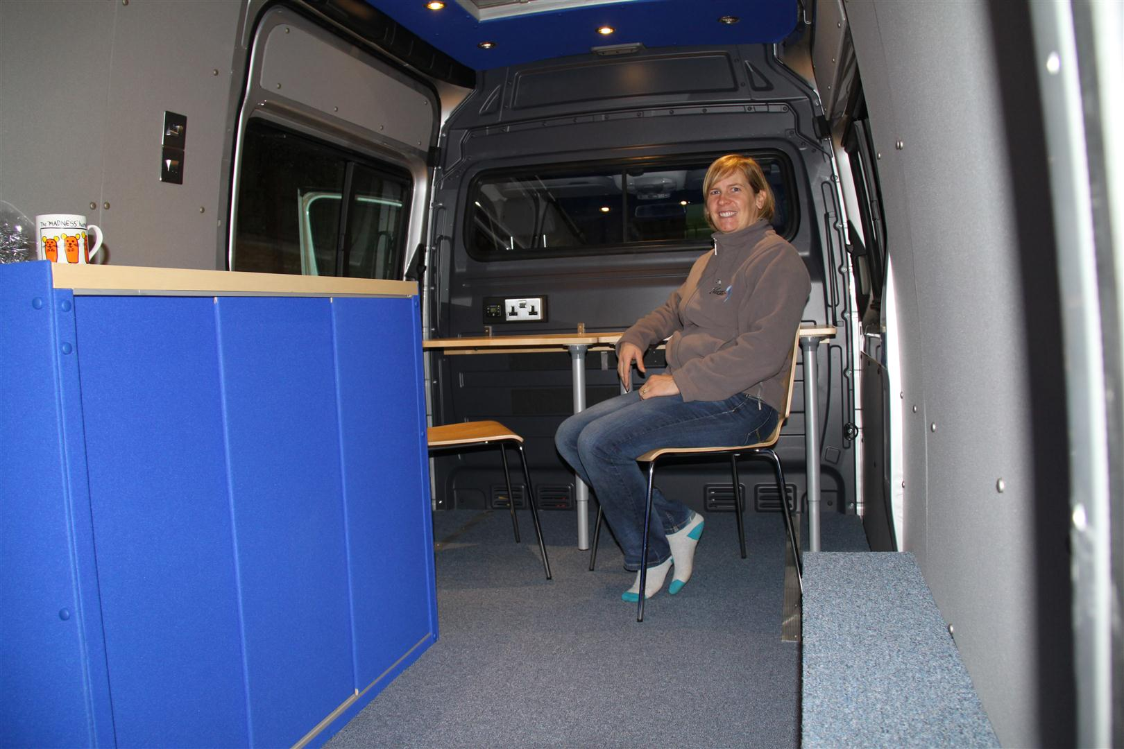 The Mobile Therapy Room